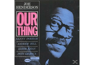 Joe - Quintet Henderson, Joe Henderson - OUR THING (RVG) - (CD)