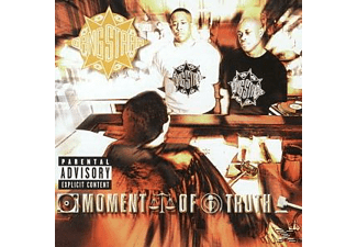 Gang Starr - MOMENT OF TRUTH [CD]