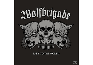Wolfbrigade - Prey To The World - (CD)
