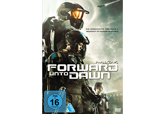 Halo 4 - Forward Unto Dawn - (DVD)