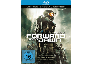 Halo 4 - Forward Unto Dawn (Limitierte Steelbook Edition) - (Blu-ray)