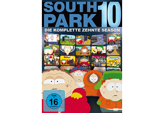 South Park - Staffel 10 (Repack) [DVD]
