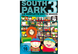 South Park - Staffel 3 (Repack) [DVD]