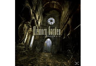 Memory Garden - DOOMAIN [CD]