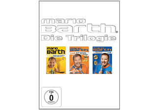 Mario Barth Mario Barth - Die Trilogie Kabarett DVD + Video Album