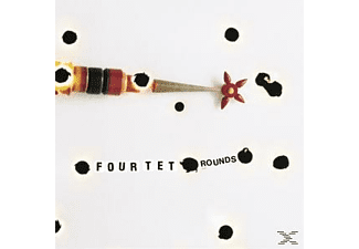 Four Tet - Rounds (Reissue) Vinyl+Mp3+Bonus Cd - (Vinyl)