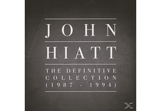 John Hiatt - The Definitive Collection 1987-1994 - (CD)