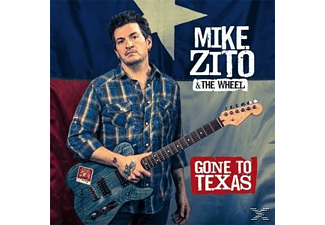 Mike Zito And The Wheel - Gone To Texas [CD]