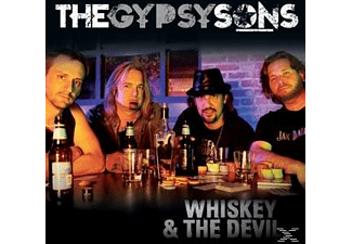 Gypsy Sons - Whiskey & The Devil - (CD)