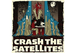 Crash The Satellites - Crash The Satellites - (CD)