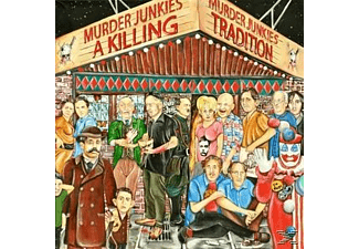 The Murder Junkies - A Killing Tradition - (Vinyl)