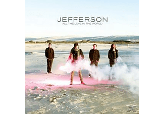 Jefferson - All The Love In The World - (CD)