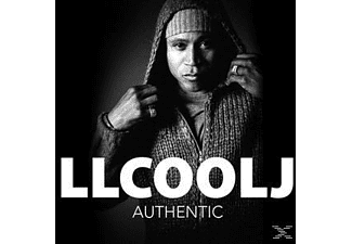 LL Cool J - Authentic [CD]