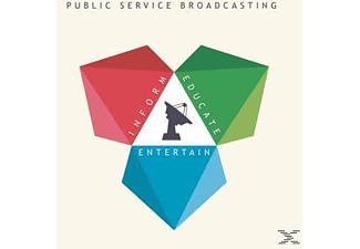 Public Service Broadcasting - Inform-Educate-Entertain - (Vinyl)
