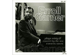 Erroll Garner - Plays Misty+Concert By The Sea - (Vinyl)