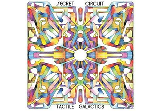 Secret Circuit - Tactile Galactics - (Vinyl)