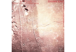 Brian Eno - APOLLO (2005 REMASTERED) [CD]