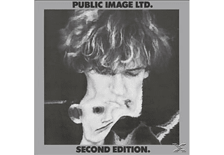 Public Image Ltd. - SECOND EDITION [CD]