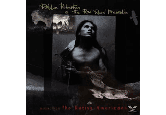 Robbie Robertson - Native Americans [CD]