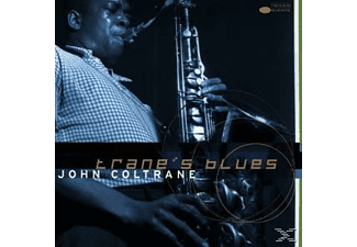 John Coltrane - Trane's Blue - (CD)
