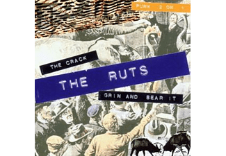 Ruts - The Crack/Grin & Bear It - (CD)
