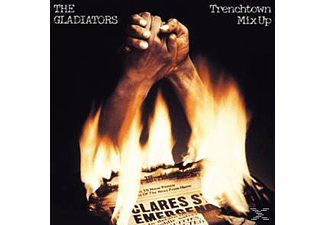 The Gladiators - TRENCHTOWN MIX UP [CD]