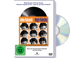 High Fidelity - (DVD)
