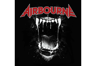 Airbourne - BLACK DOG BARKING [CD]