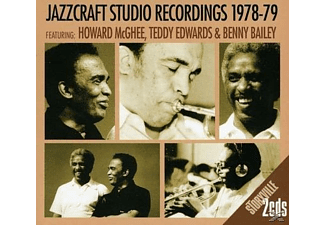 Howard McGhee, Teddy Edwards, Benn Bailey - Jazzcraft Studio Recordings 1978-79 - (CD)