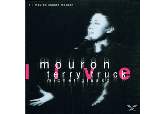 Terry Mouron & Truck - Mouron Chante Mouron - (CD)
