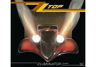 Zz Top - ELIMINATOR (COLLECTORS EDITION) [CD + DVD Video]