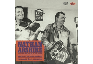 Nathan Abshire - Master Of The Cajun Accordion - The Classic Swallow Recordings [CD]