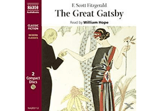 THE GREAT GATSBY - 2 CD - Literatur/Klassiker
