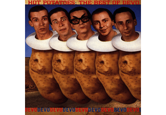Devo - HOT POTATOES - BEST OF - (CD)