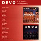 Devo - FREEDOM OF CHOICE [CD] jetztbilligerkaufen