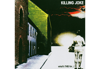 Killing Joke - WHAT S THIS FOR (+ 3 BONUS TRACKS DIGI. REM.) [CD]