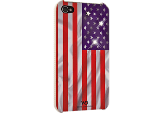 WHITE DIAMONDS Cover USA Flag (118848)