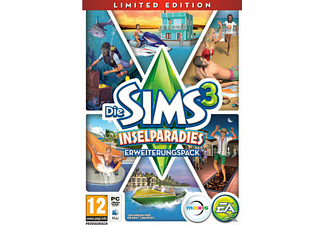 Die Sims 3: Inselparadies - Limited Edition (Add-On) [PC]