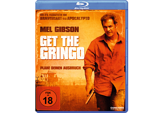 Get The Gringo - (Blu-ray)