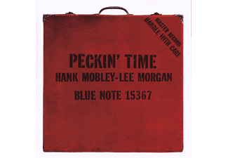 Hank Mobley - Peckin' Time - (CD)