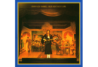 Emmylou Harris - Blue Kentucky Girl [CD]