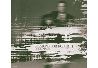 Eric Clapton - Sessions For Robert J. [CD]