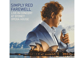 Simply Red - Farewell - Live At Sydney Opera [CD + DVD Video]