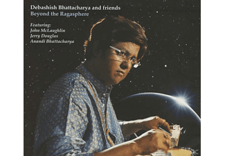 Debashish Bhattacharya - Beyond The Ragsphere - (CD)