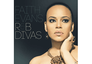 Faith Evans - R&B Divas - (CD)