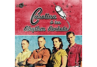 Carolina & Her Rhythm Rockets - Carolina & Her Rhythm Rockets [CD]