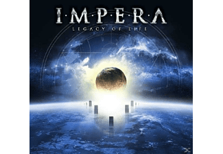 Impera - Legacy Of Life - (CD)