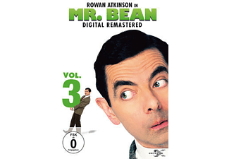 Mr. Bean - Staffel 3 [DVD]