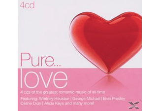 VARIOUS - Pure... Love [CD]