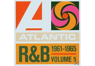 VARIOUS - Atlantic R&B Vol.5 1961-1965 [CD]